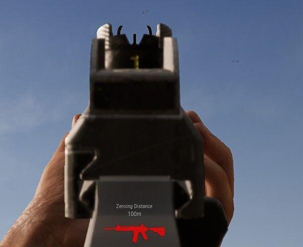 Scar L vs M416 - M416