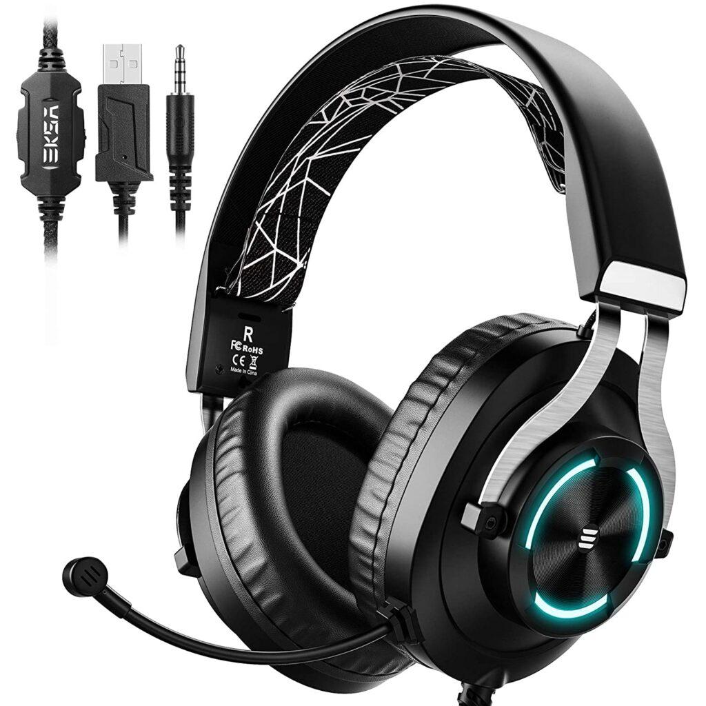 EKSA E3000 Wired Gaming Headphones