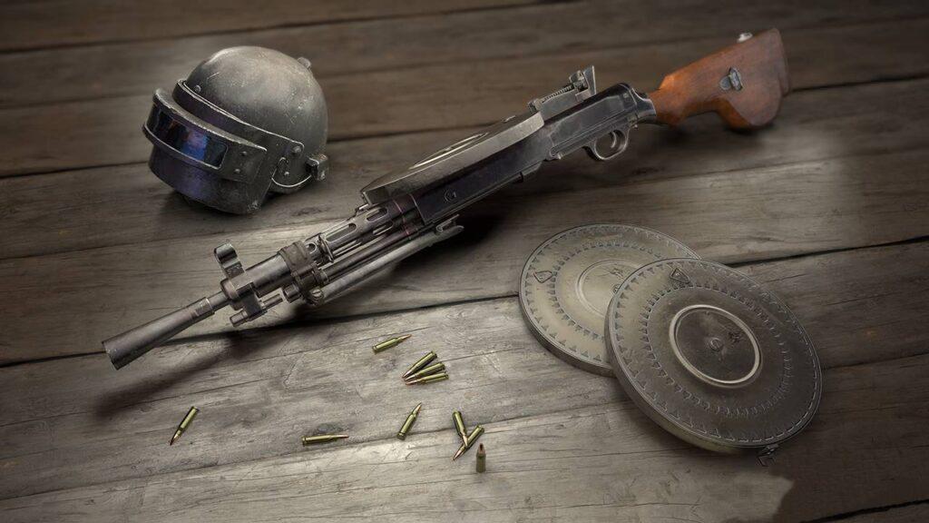 dp gun